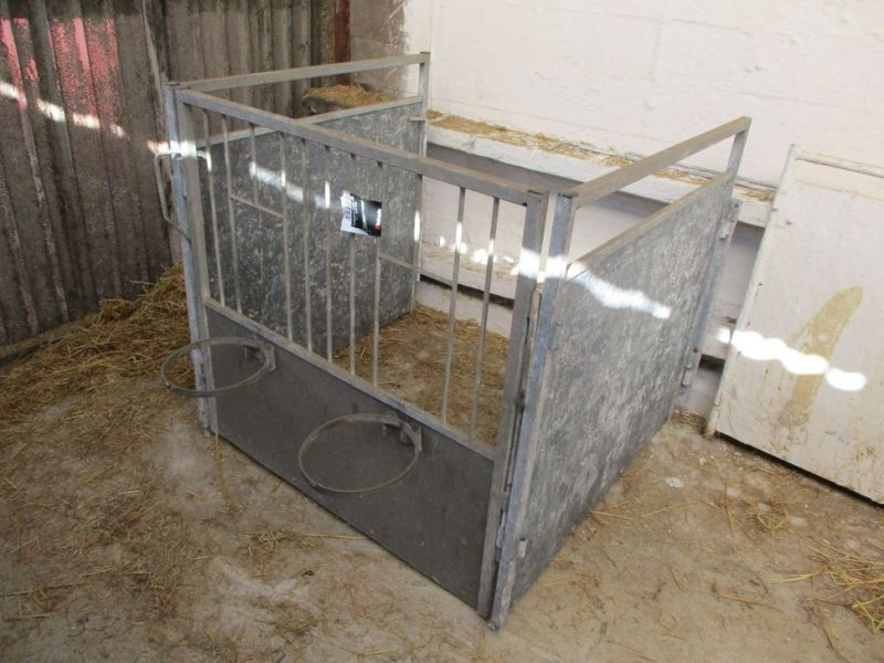 29 stk. Kalve bokse / 29 pcs. Cages for calves - 0