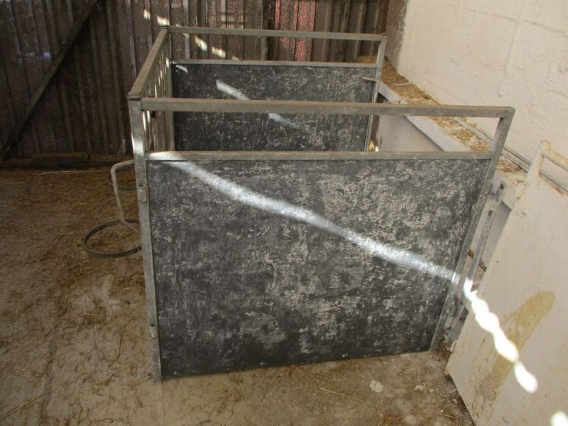 29 stk. Kalve bokse / 29 pcs. Cages for calves - 2