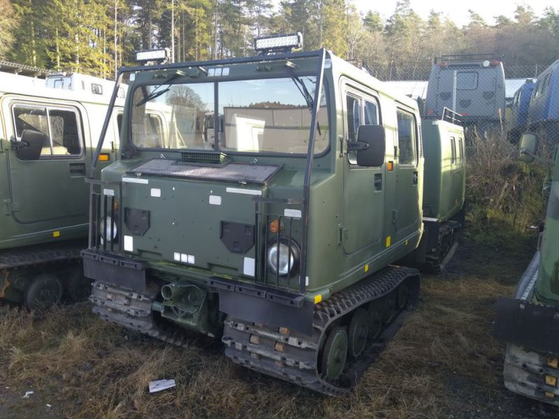Hägglunds BV206 D6 with warranty! - 0