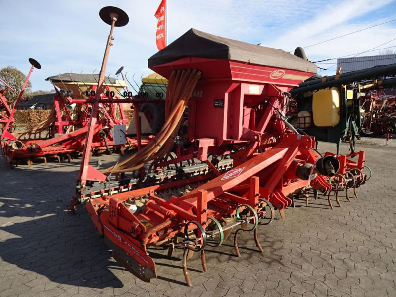 Kuhn HR4002/Vicon LZ4002 såsæt / seed drill combination - 3