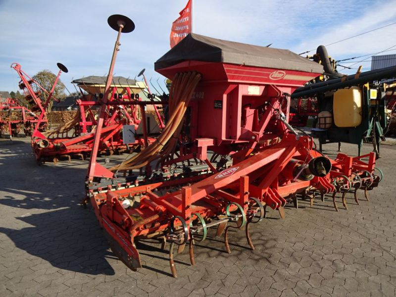 Kuhn HR4002/Vicon LZ4002 såsæt / seed drill combination - 8