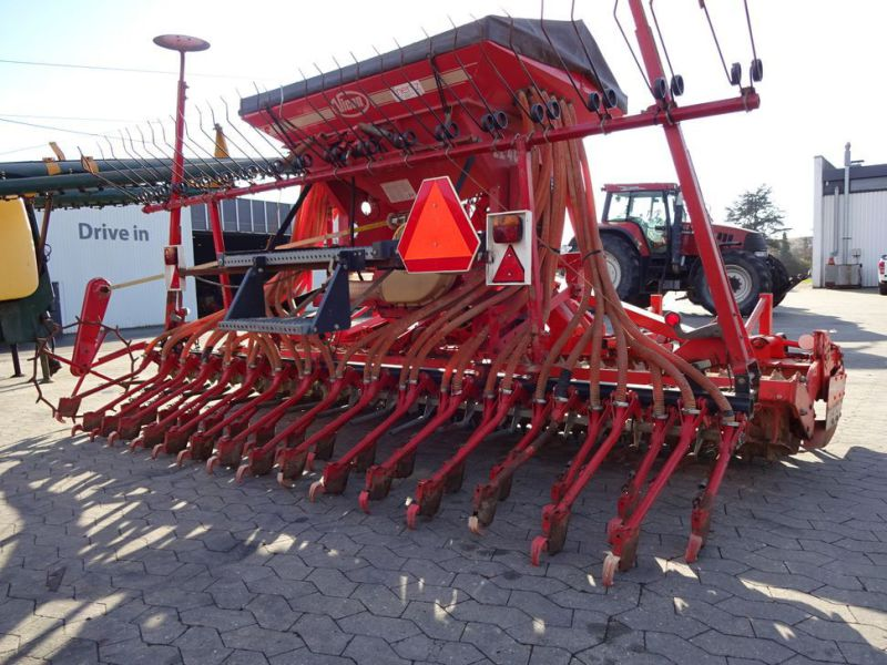 Kuhn HR4002/Vicon LZ4002 såsæt / seed drill combination - 12
