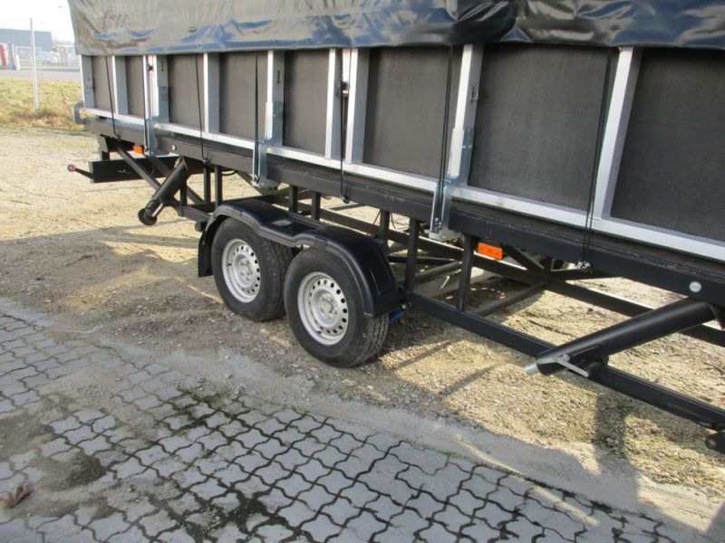 Mobil scene 10 m  fuld udstyret / Mobile scene 10 m full equipment. - 4