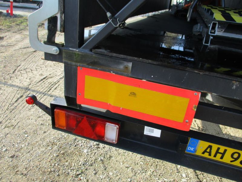 Mobil scene 10 m  fuld udstyret / Mobile scene 10 m full equipment. - 27