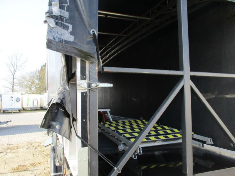 Mobil scene 10 m  fuld udstyret / Mobile scene 10 m full equipment. - 28