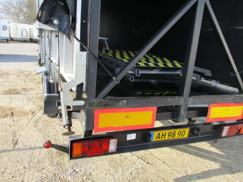 Mobil scene 10 m  fuld udstyret / Mobile scene 10 m full equipment. - 29