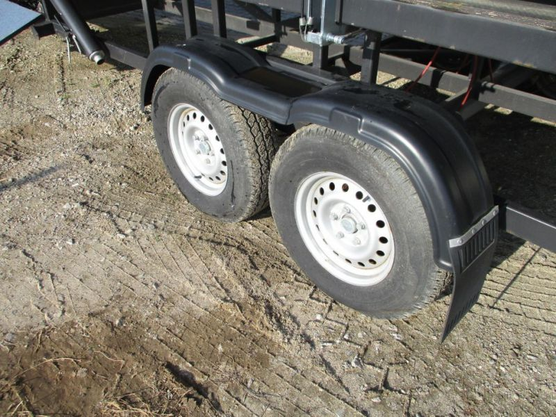 Mobil scene 10 m  fuld udstyret / Mobile scene 10 m full equipment. - 37