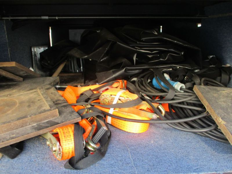 Mobil scene 10 m  fuld udstyret / Mobile scene 10 m full equipment. - 63