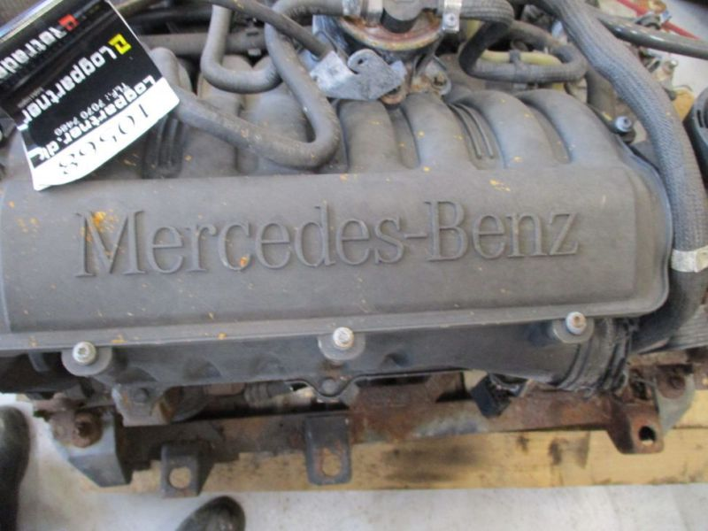 Merecedes Benz motor / Engine  - 0