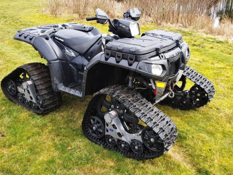 Polaris 850 XP ATV - 0