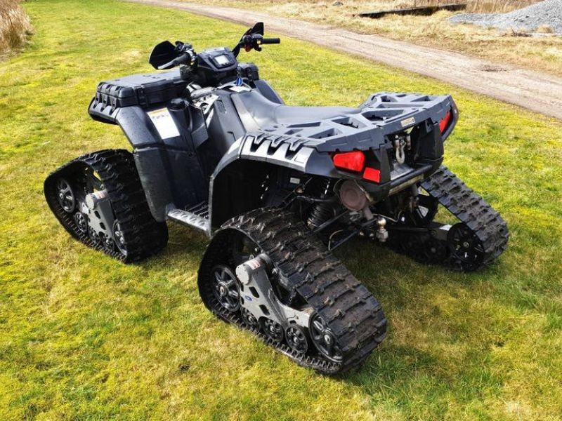 Polaris 850 XP ATV - 4