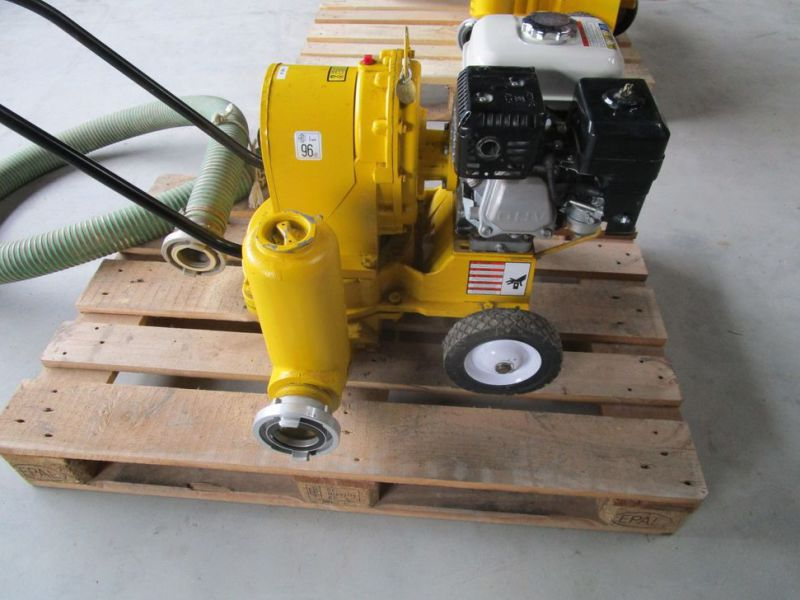 Pumpex DP3 med benzin motor / New Pumpex DP3 with gasoline engine. - 4