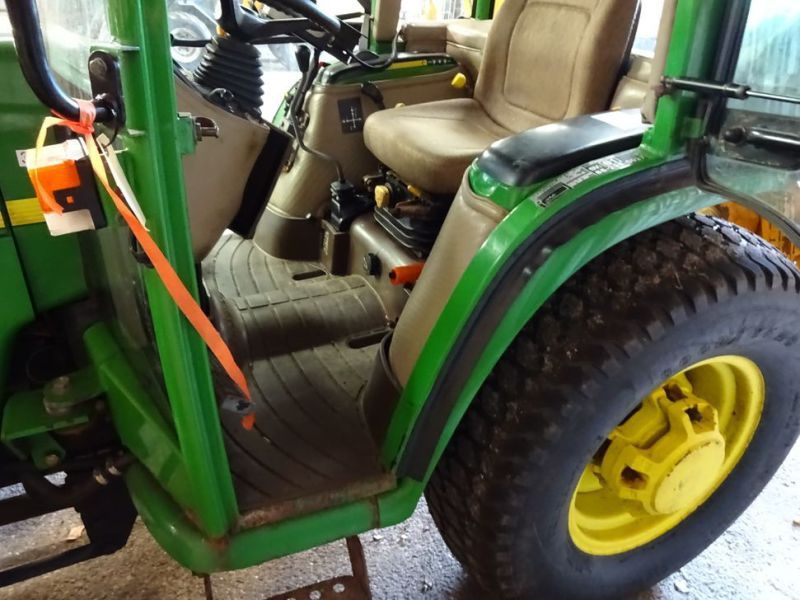 John Deere 4400 4 WD med McConnel klipper / with Mcconnel mower - 15