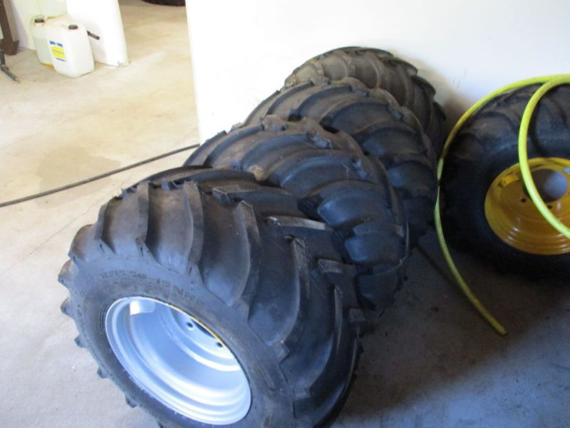 4 TR-315 Tianliwantong dæk med fælge NY UBRUGT/ Tires with rims NEW UNUSED - 0