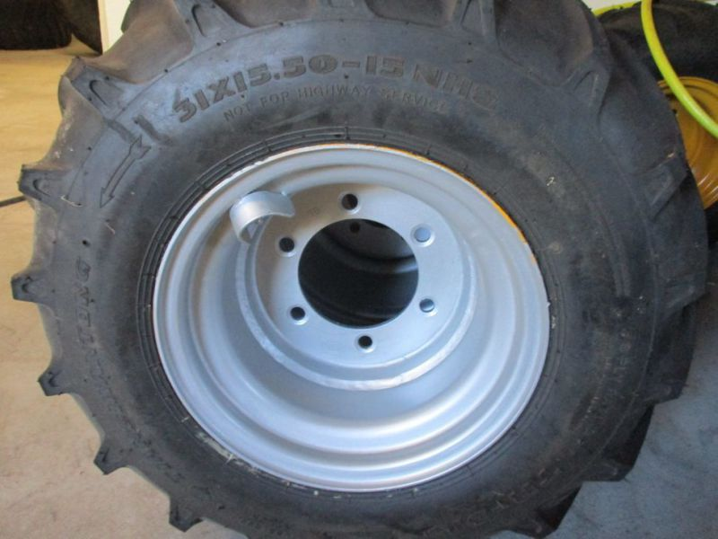 4 TR-315 Tianliwantong dæk med fælge NY UBRUGT/ Tires with rims NEW UNUSED - 2