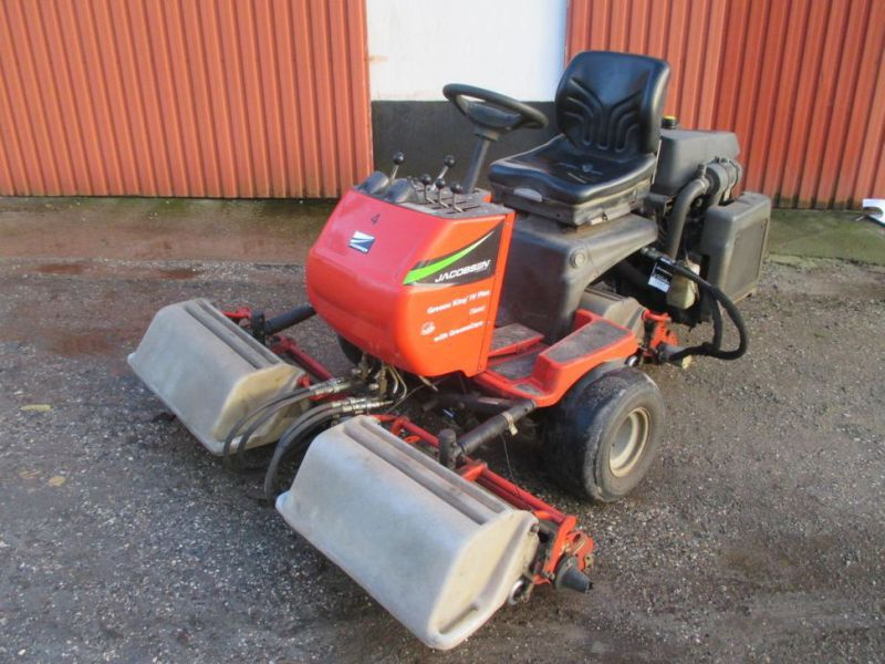 Jacobsen Cylinderklipper Green King Diesel IV Plus / Reel mower - 0