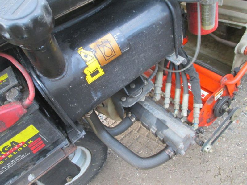 Jacobsen Cylinderklipper Green King Diesel IV Plus / Reel mower - 10