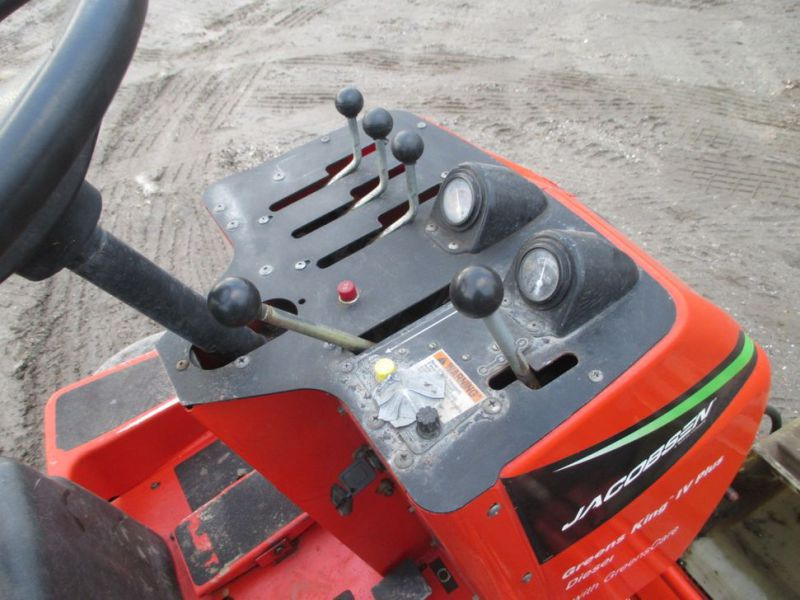 Jacobsen Cylinderklipper Green King Diesel IV Plus / Reel mower - 24