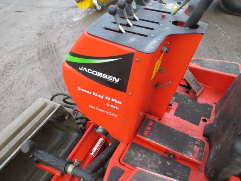 Jacobsen Cylinderklipper Green King Diesel IV Plus / Reel mower - 31