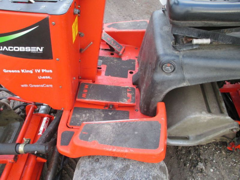 Jacobsen Cylinderklipper Green King Diesel IV Plus / Reel mower - 32