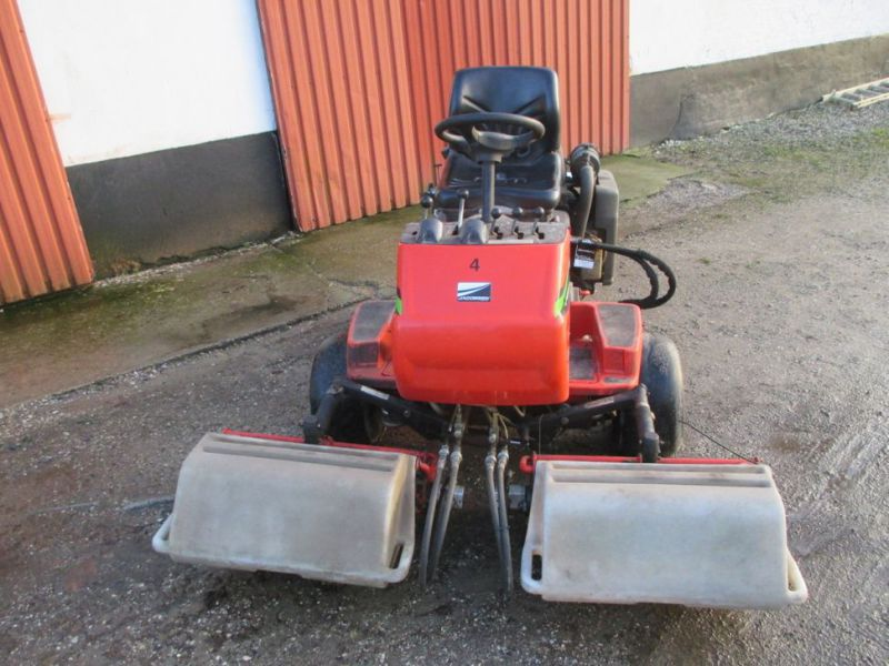 Cylinderklipper Jacobsen Green King Diesel IV Plus 3 leds / 3 joint Reel mower - 4