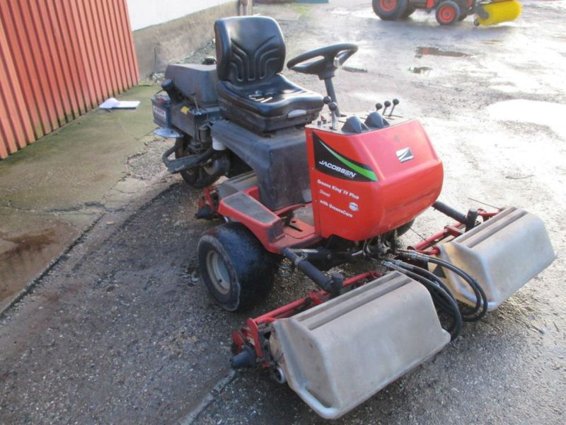 Cylinderklipper Jacobsen Green King Diesel IV Plus 3 leds / 3 joint Reel mower - 5