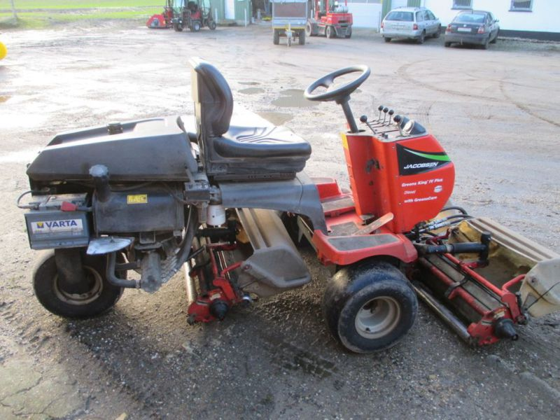 Cylinderklipper Jacobsen Green King Diesel IV Plus 3 leds / 3 joint Reel mower - 6