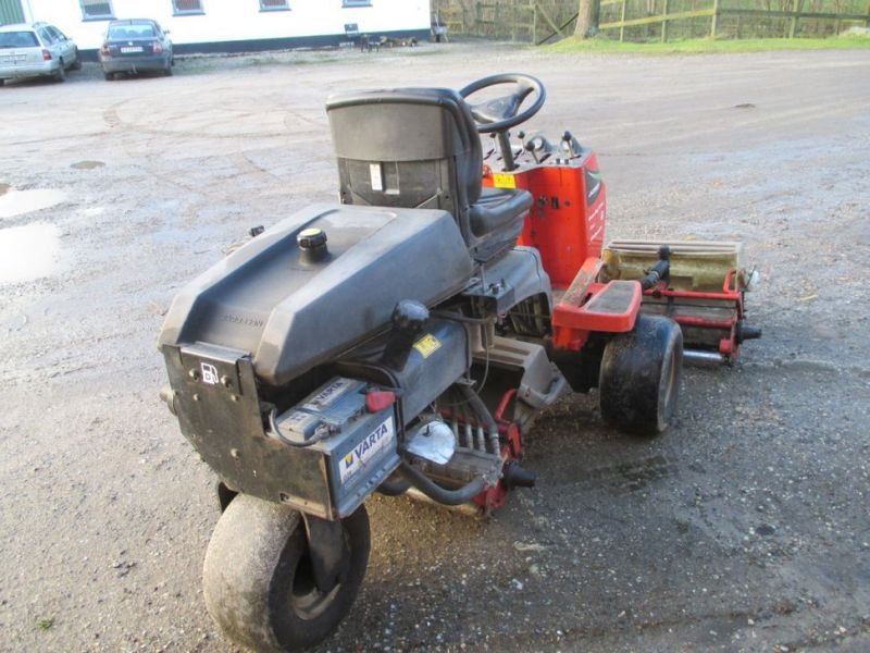 Cylinderklipper Jacobsen Green King Diesel IV Plus 3 leds / 3 joint Reel mower - 7