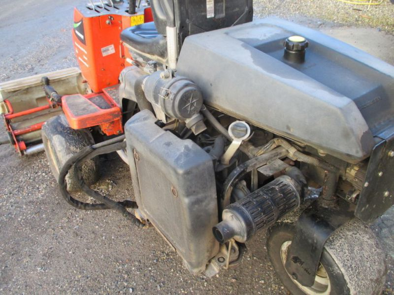 Cylinderklipper Jacobsen Green King Diesel IV Plus 3 leds / 3 joint Reel mower - 9