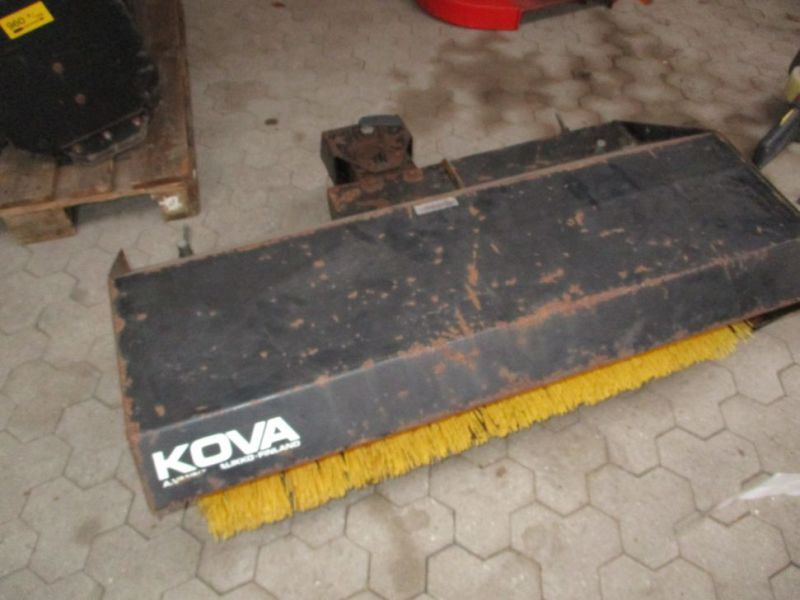 Sneslynge & kost f/Honda traktor / Snowblower & Sweeper for Honda Tractor.  - 0