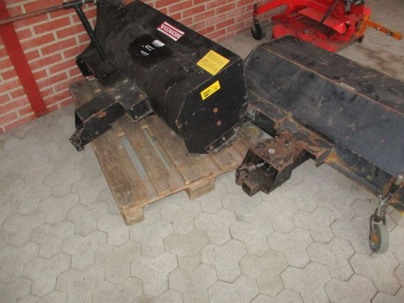 Sneslynge & kost f/Honda traktor / Snowblower & Sweeper for Honda Tractor.  - 14