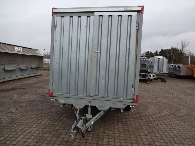 Lukket trailer / closed trailer - 3