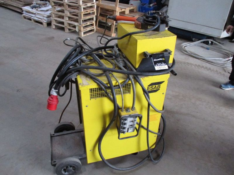 ESAB LTD200 Rørsvejser / Tube welder  - 0