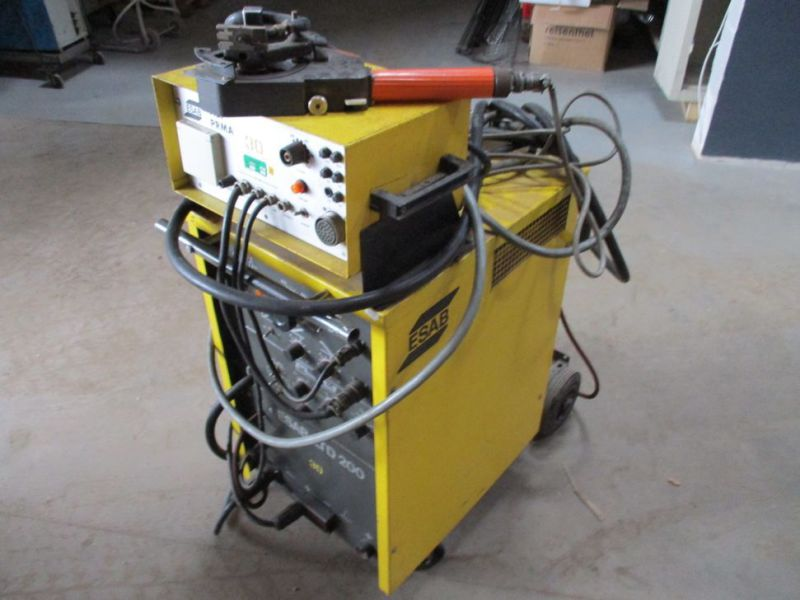 ESAB LTD200 Rørsvejser / Tube welder  - 2