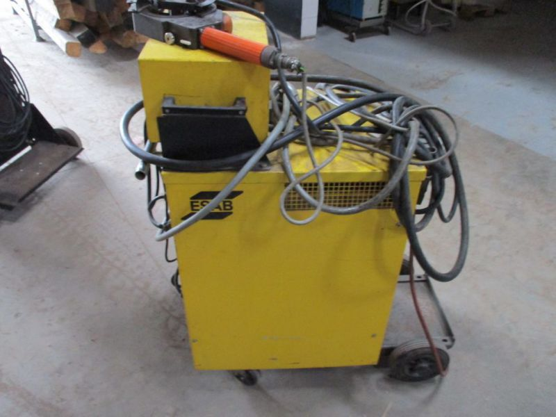 ESAB LTD200 Rørsvejser / Tube welder  - 3