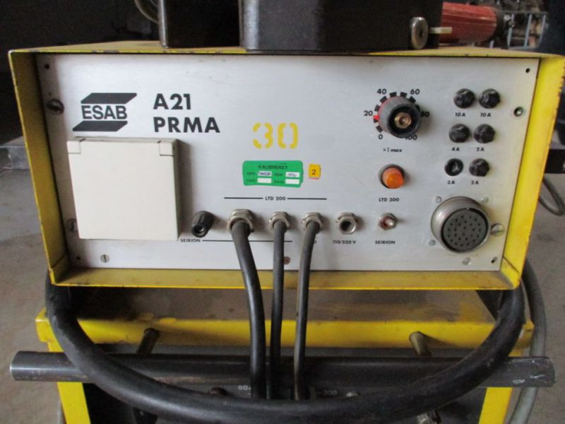 ESAB LTD200 Rørsvejser / Tube welder  - 5