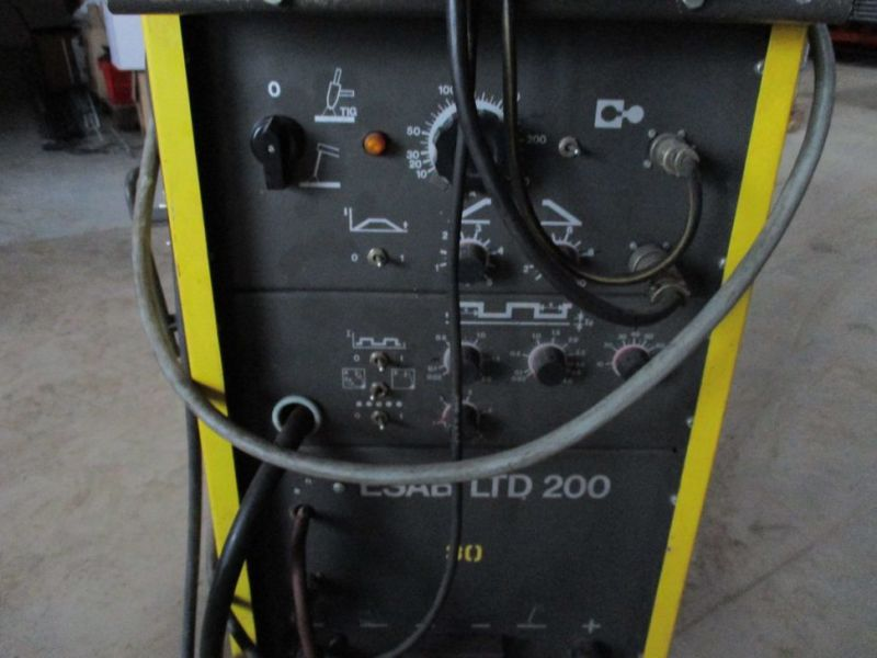 ESAB LTD200 Rørsvejser / Tube welder  - 6