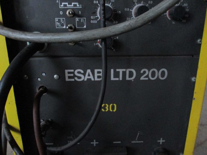 ESAB LTD200 Rørsvejser / Tube welder  - 7