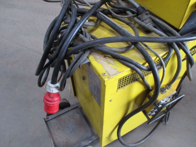 ESAB LTD200 Rørsvejser / Tube welder  - 10