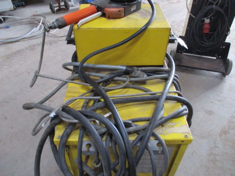 ESAB LTD200 Rørsvejser / Tube welder  - 12