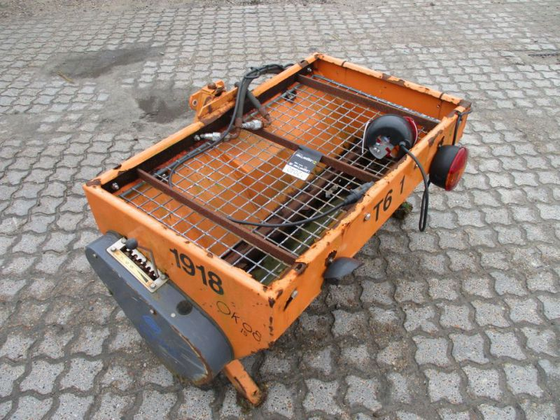 Epoke salt spreder PMH 1,4 / Salt spreader - 6