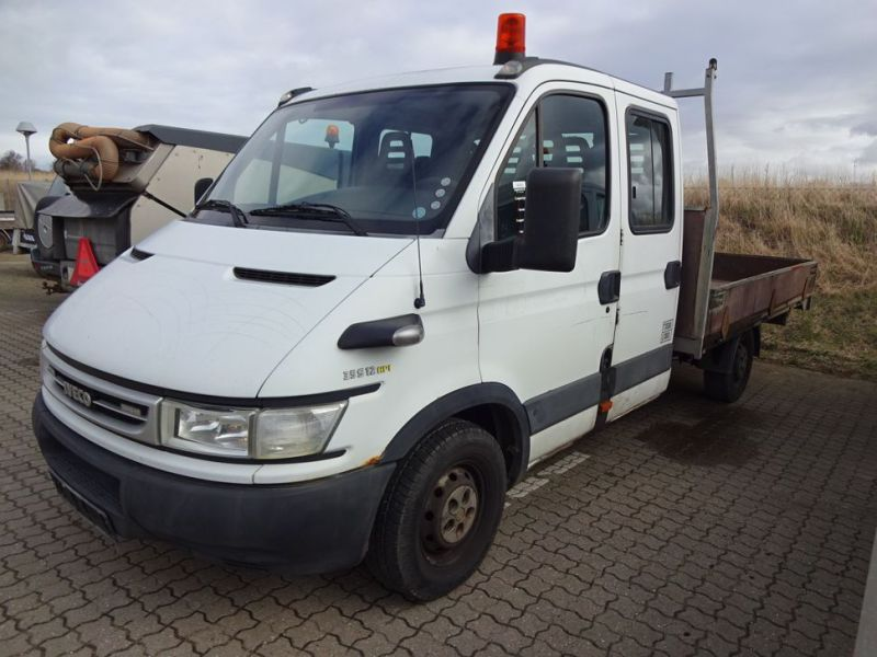 Iveco Daily 35S  12 - 0