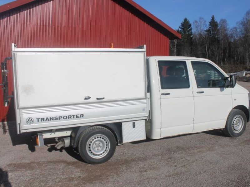 VW Transporter 4-motion - 1