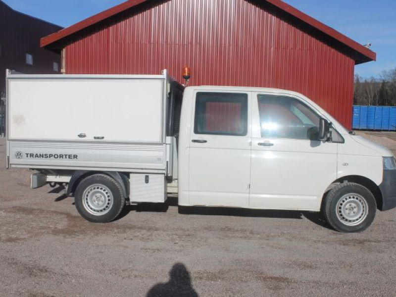 VW Transporter 4-motion - 2
