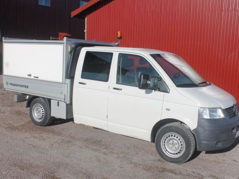 VW Transporter 4-motion - 3