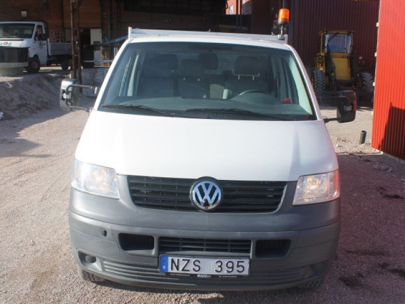 VW Transporter 4-motion - 4