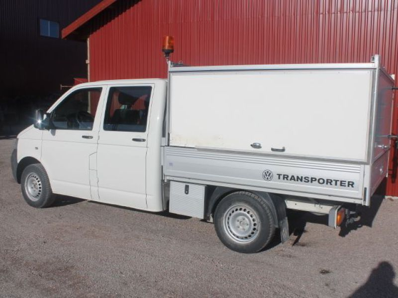 VW Transporter 4-motion - 15
