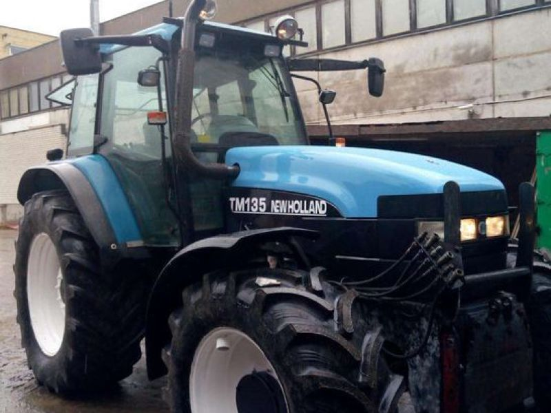 New Holland TM 135 4 WD - 0