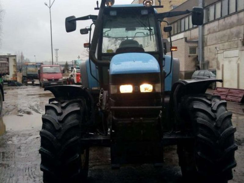 New Holland TM 135 4 WD - 7