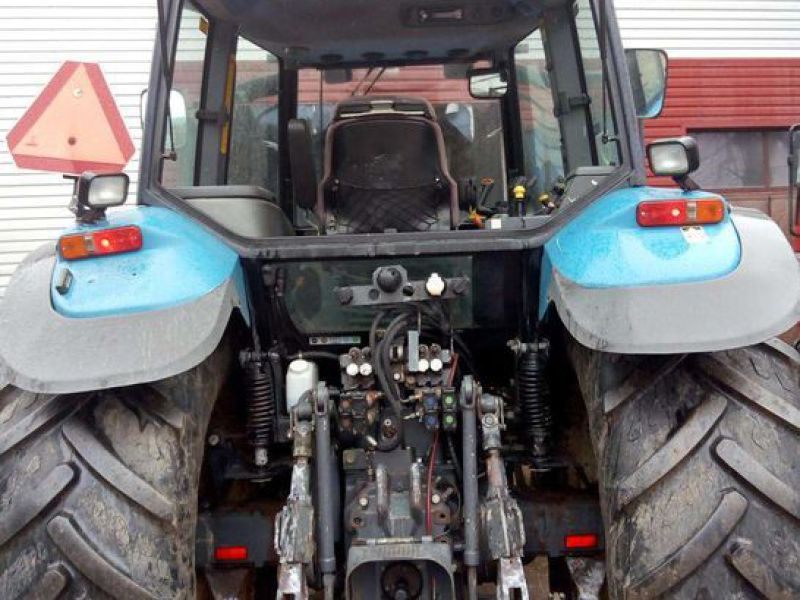New Holland TM 135 4 WD - 10